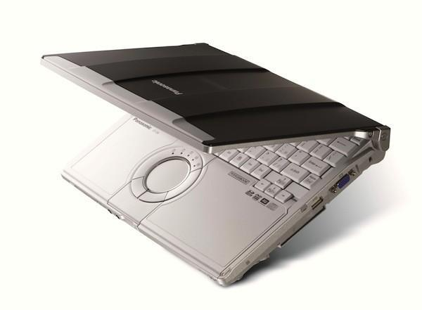 Panasonic Toughbook S9 claims to be the world's lightest 12.1-inch laptop with a DVD drive, we believe it