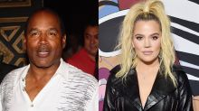 O.J. Simpson denies fathering Khloé Kardashian: 'She's not mine'