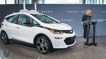 GM Partnership With Lyft Could Result In a Ton of Autonomous Bolt EVs