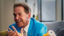 Legendary Football Coach Nick Saban Teams with the Aflac Duck in Powerful Expansion of 'Aflac Isn't' Campaign