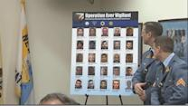 25 arrested in New Jersey child porn sweep (PHOTOS)