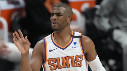 CP3 out indefinitely, Suns guard in COVID protocols
