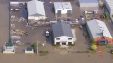Hundreds evacuated from homes in New Zealand to escape flooding