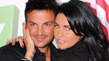 Katie Price reveals Peter Andre was the love of her life but he was 'so short'