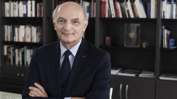 """Le ministre Alain Griset visé par deux enquêtes judiciaires : """"Les déclarations de patrimoine et d'intérêtsont fait apparaître une omission substantielle"""", selon Didier Migaud"""