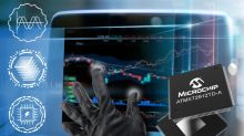 20-inch automotive touchscreens enabled by new single-chip maXTouch(R) touchscreen controllers from Microchip