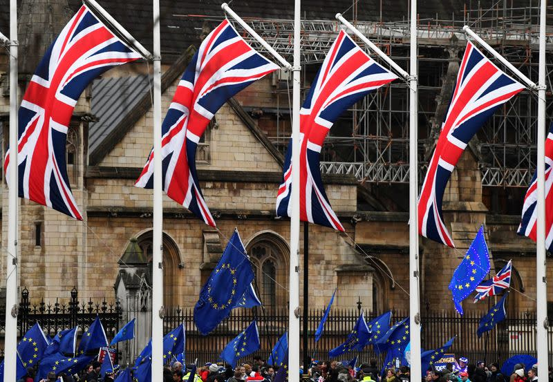 As Brexit talks resume, UK says - our red lines remain unchanged