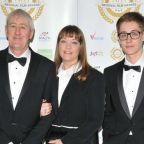 Only Fools and Horses Boycie actor leads tributes to Nicholas Lyndhurst's son Archie after death aged 19