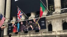 Luxury fashion marketplace Farfetch closes at $28.45, up 42% on its first day of trading on NYSE
