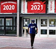 Boston University announced students can still receive their degrees after they die, but the school says it has nothing to do with the pandemic