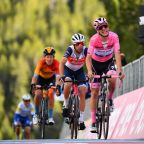 Stelvio ends Almeida's adventure in pink jersey at the Giro d'Italia