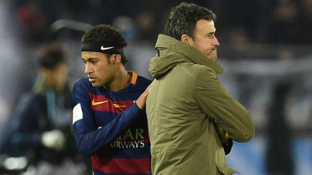 Luis Enrique explica como Neymar evoluiu e lamenta falta de título