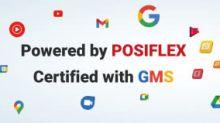 Posiflex Announces Android 10 Google Mobile Services Certification for Kiosk Platforms