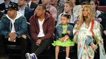 The Internet Is Loving Blue Ivy's Bars on 'Blue's Freestyle'