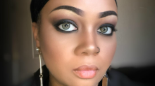 How Andria Tomlin Made It as a Color-Blind Makeup Artist