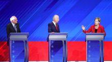 Biden battles Sanders and Warren over Medicare for All