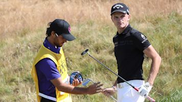 British Open golfer battled cerebral palsy