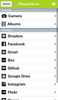 Doctape file viewer launches for iOS