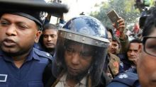 Bangladesh upholds death sentences on politician, 14 members of elite force, for murders