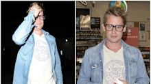 Macaulay Culkin looks 10 years younger with new haircut