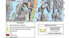 Nighthawk Reports Exceptional Gold Recoveries From Latest Colomac Metallurgical Testwork