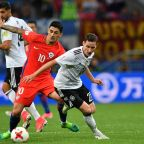 Sanchez blanks Arsenal talk as Chile, Germany set for semis
