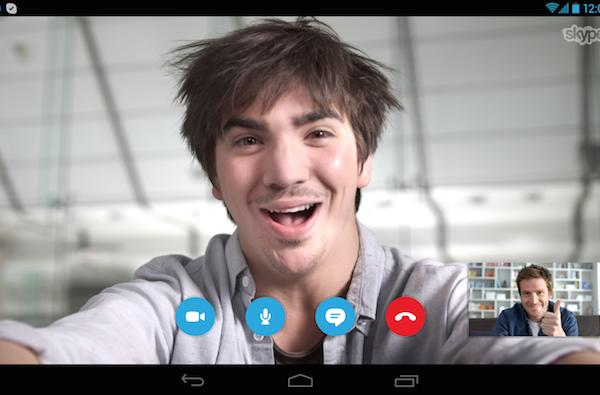 New Skype for Android promises not to drain your battery