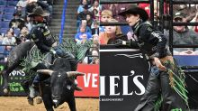 Pro bull rider dies aged 25 after having chest crushed