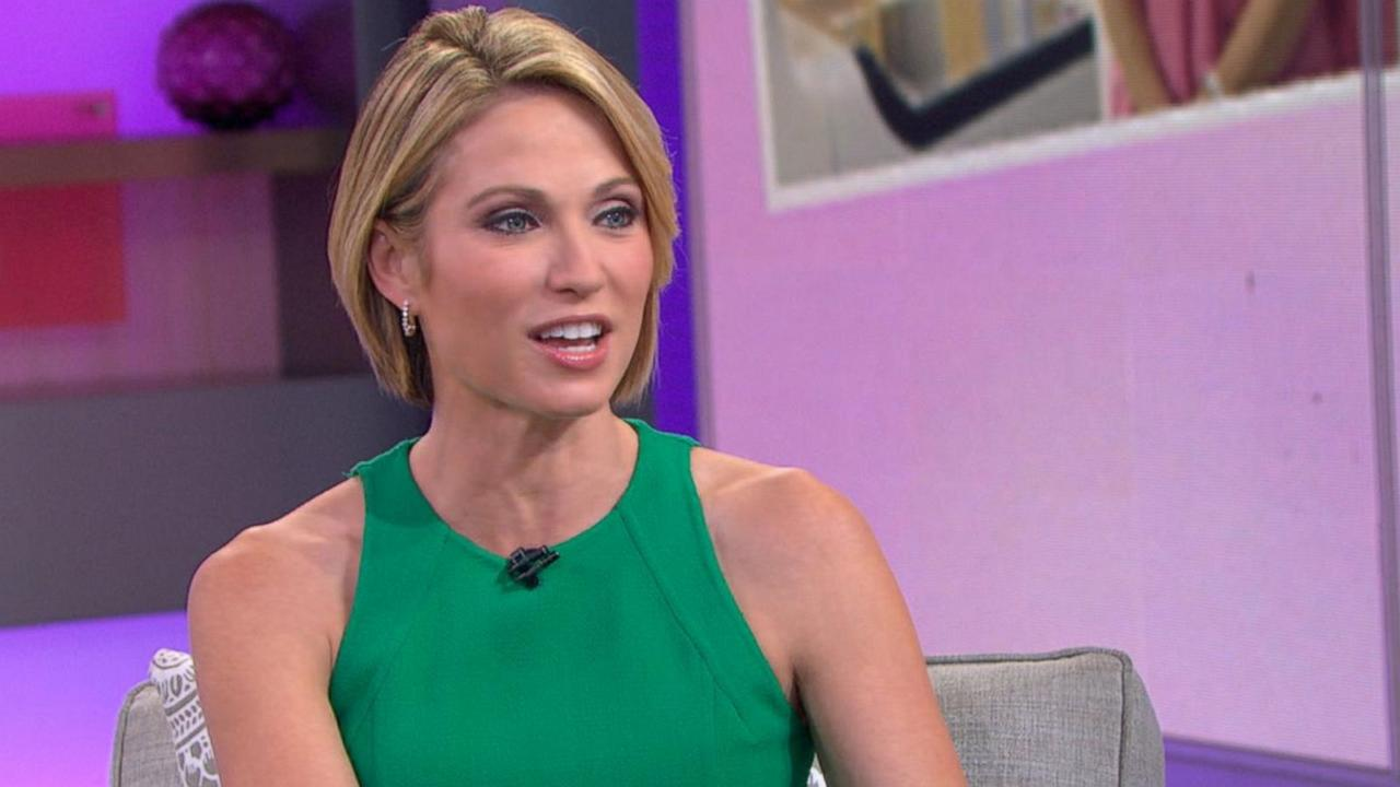 Good Morning America How Are Ya : Amy robach recounts how her life changed after breast