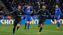 Chelsea élimine Leicester en prolongation