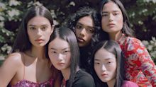 Prabal Gurung's Dreamy Fall 2018 Campaign Stars an All-Asian Cast and Crew