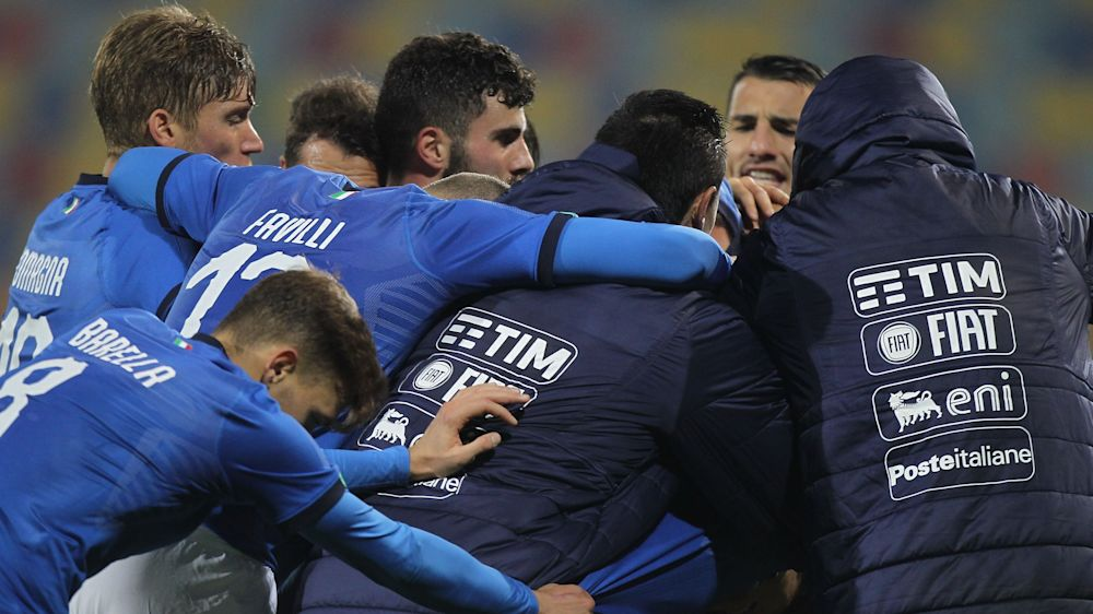 Italia-Russia U21 3-2: Orsolini trova la perla finale al 93'