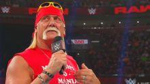 Hulk Hogan says goodbye to 'Mean' Gene Okerlund on 'Raw'