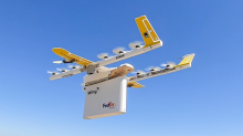 Alphabet is partnering with FedEx and Walgreens to bring drone delivery to the US