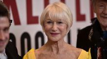 Helen Mirren weighs in on being mistaken for Keanu Reeves's rumoured girlfriend