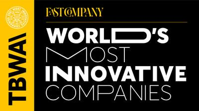 Fast Company Names TBWA\Worldwide One of the World