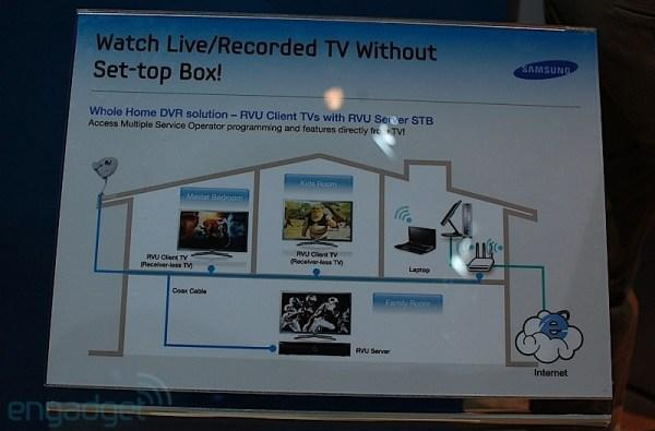 DirecTV is field testing RVU, will offer satellite TV without individual receivers in October