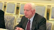 McCain calls for arms for Ukraine