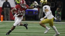 NFL draft betting: Will Alabama's Najee Harris be the first RB off the board?