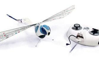 WowWee's FlyTech Dragonfly reviewed