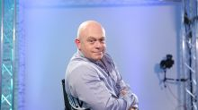 Ross Kemp's face swollen after wasp attack