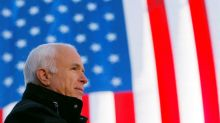 With gratitude, ailing John McCain looks back in HBO documentary