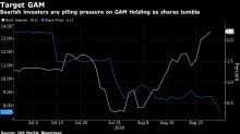 Short Sellers Circle GAM as Fund Woes Send Shares Plunging