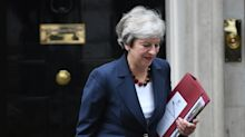 Theresa May insists Brexit is 95% done as rebel MPs plot revolt
