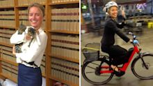 Sydney barrister's awesome video in bid to track down her beloved stolen bike