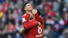 Bayern bridge gap to Dortmund with Berlin win
