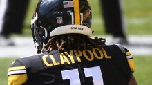 Chase Claypool continues to be a playmaker in pivotal moments for the Steelers