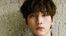 韓國男團VIXX成員Hyuk最新雜誌寫真曝光