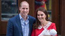 Drittes Kind für William und Kate: Die lustigsten Tweets zum Royal Baby