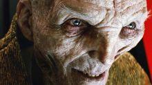 Here's why Star Wars The Last Jedi had that Snoke twist
